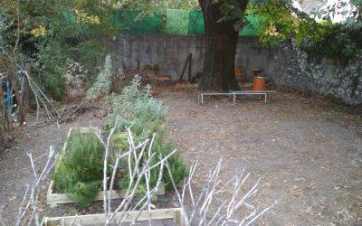 Le jardin Coléopterre