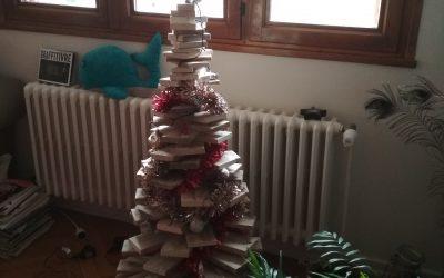 Sapin de Noël Ecologique